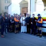 Inaugurazione della S.Lorenzo